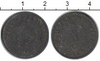 Изображение Монеты Третий Рейх 10 пфеннигов 1940 Цинк VF