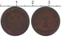 Изображение Монеты Германия 1 пфенниг 1894 Медь XF