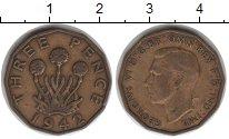Изображение Монеты Великобритания 3 пенса 1942  XF
