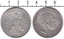 Изображение Монеты Пруссия 1 талер 1867 Серебро