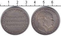 Изображение Монеты Пруссия 1 талер 1859 Серебро XF