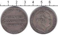 Изображение Монеты Пруссия 1 талер 1858 Серебро XF