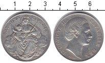 Изображение Монеты Бавария 1 талер 1866 Серебро XF