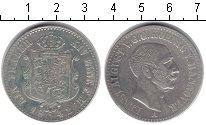 Изображение Монеты Ганновер 1 талер 1842 Серебро XF Эрнст Август