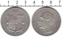 Изображение Монеты Ганновер 1 талер 1855 Серебро XF
