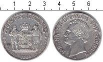 Изображение Монеты Саксония 1 талер 1864 Серебро XF