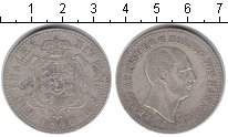 Изображение Монеты Ганновер 1 талер 1840 Серебро VF Эрнст Август