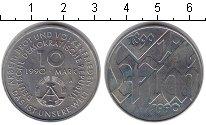 Изображение Мелочь ГДР 10 марок 1990 Медно-никель UNC-