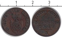 Изображение Монеты Липпе-Детмольд 1 пфенниг 1847 Медь VF