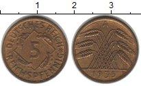 Изображение Монеты Веймарская республика 5 пфеннигов 1935  XF