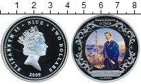 Изображение Монеты Ниуэ 2 доллара 2009 Серебро Proof- Елизавета II. Вацлав