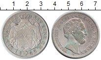 Изображение Монеты Саксония 1 талер 1842 Серебро XF