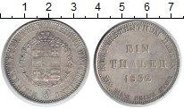 Изображение Монеты Гессен-Кассель 1 талер 1832 Серебро XF