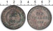 Изображение Монеты Гессен-Кассель 1 талер 1833 Серебро XF