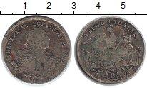Изображение Монеты Пруссия 1/4 талера 1752 Серебро  Фридрих.