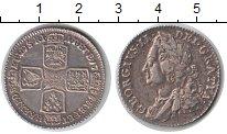 Изображение Монеты Великобритания 1 шиллинг 1768 Серебро XF