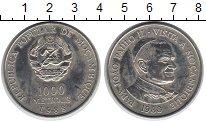 Изображение Монеты Мозамбик 1000 метикаль 1988 Медно-никель