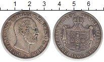 Изображение Монеты Липпе-Детмольд 1 талер 1860 Серебро
