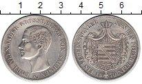 Изображение Монеты Саксония 1 талер 1870 Серебро VF Карл Александр