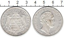 Изображение Монеты Саксония 1 талер 1849 Серебро UNC-