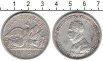 Изображение Монеты Пруссия 1 талер 1820 Серебро XF