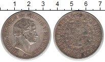 Изображение Монеты Пруссия 1 талер 1838 Серебро XF