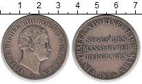 Изображение Монеты Пруссия 1 талер 1834 Серебро VF Фридрих Вильгельм II