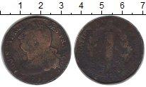 Изображение Монеты Франция 2 соля 1792 Медь