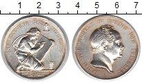 Изображение Монеты Пруссия жетон 1860 Серебро XF