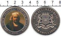 Изображение Монеты Сомали 250 шиллингов 2001 Медно-никель UNC- Изобразительное иску
