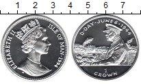 Изображение Монеты Великобритания Остров Мэн 1 крона 1994 Серебро Proof