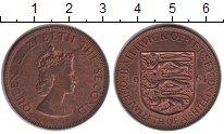 Изображение Монеты Остров Джерси 1/12 шиллинга 1964 Медь