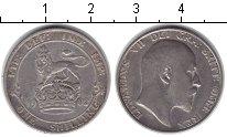 Изображение Монеты Великобритания 1 шиллинг 1902 Серебро XF