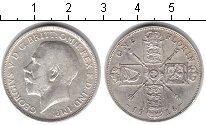 Изображение Монеты Великобритания 1 флорин 1916 Серебро UNC-