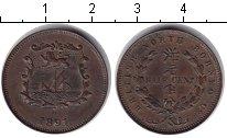 Изображение Монеты Великобритания Борнео 1/2 цента 1891 Медь XF