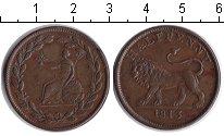 Изображение Монеты Великобритания 1/2 пенни 1813 Медь VF Токен