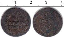 Изображение Монеты Нассау 1/4 крейцера 1810 Медь XF