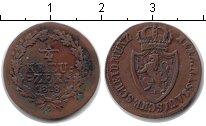 Изображение Монеты Нассау 1/4 крейцера 1818 Медь XF