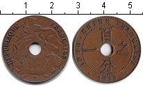 Изображение Монеты Индокитай 1 цент 1923 Медь XF