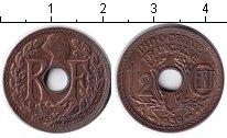 Изображение Монеты Индокитай 1/2 цента 1939 Медь XF