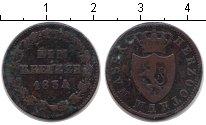 Изображение Монеты Нассау 1 крейцер 1834 Медь VF