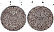 Изображение Монеты Германия 1 марка 1907 Серебро XF Е