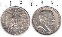 Изображение Монеты Баден 2 марки 1902 Серебро UNC- Фридрих