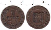 Изображение Монеты Вестфалия 2 сантима 1812 Медь XF