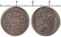 Изображение Монеты Бавария 10 пфеннингов 1688 Серебро