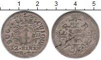 Изображение Монеты Пруссия 1/12 талера 1711 Серебро