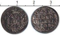 Изображение Монеты Саксония 1/48 талера 1788 Серебро