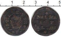 Изображение Монеты Албания 1 сольдо 0 Медь VF Под Венецией (монета
