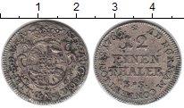 Изображение Монеты Липпе-Детмольд 1/12 талера 1766 Серебро VF