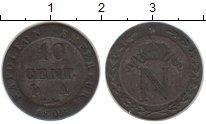 Изображение Монеты Вестфалия 10 сентим 1809 Серебро